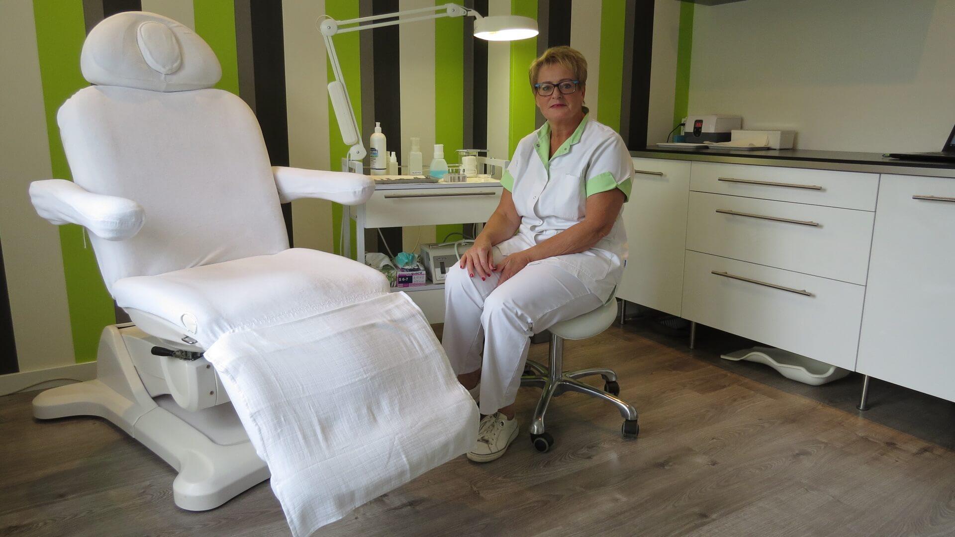 Margo Eigenares van Voetendoen medisch pedicure